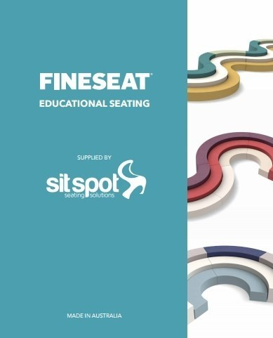 Educational Seating Range by Fineseat