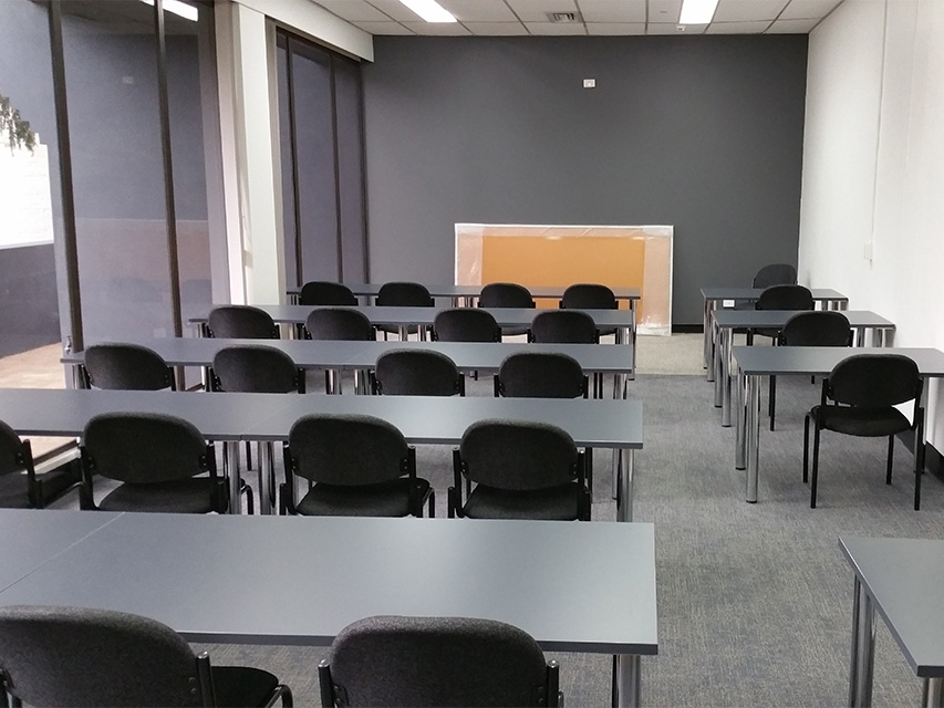 Industry Training Space - Camberwell, VIC