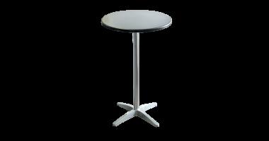Astoria Aluminium Bar Table Base