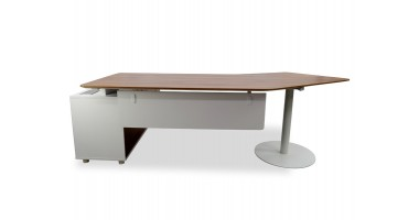 Elite Executive Desk - Right Hand Return, Conference End