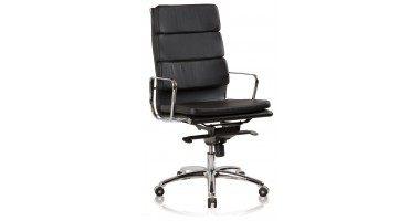 Eames Replica Premium Padded High Back