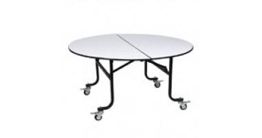 Flip Top Table - Round