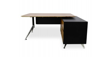 Linea Executive Desk - Right Hand Return