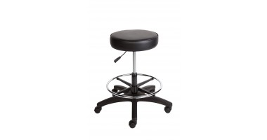 Solo Drafting Stool with footring