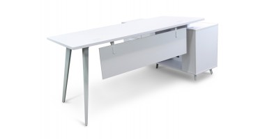 Stylus Executive Desk - Left Hand Return